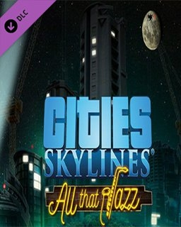 Cities Skylines All that Jazz (PC DIGITAL) (PC)