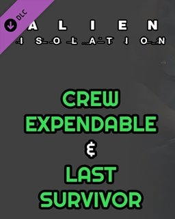 Alien Isolation Crew Expendable + Last Survivor (PC DIGITAL)