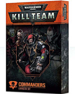 Warhammer 40.000: Kill Team - Commanders