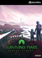 Surviving Mars: Green Planet (PC) Klíč Steam