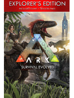 ARK: Survival Evolved Explorer's Edition (PC) Klíč Steam