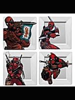 Talíře Deadpool - BANG!
