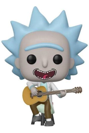 Figurka Rick and Morty - Tiny Rick with Guitar (Funko POP! Animation 489) (PC)
