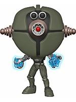 Figurka Fallout - Assaultron - exkluzivní svítící varianta