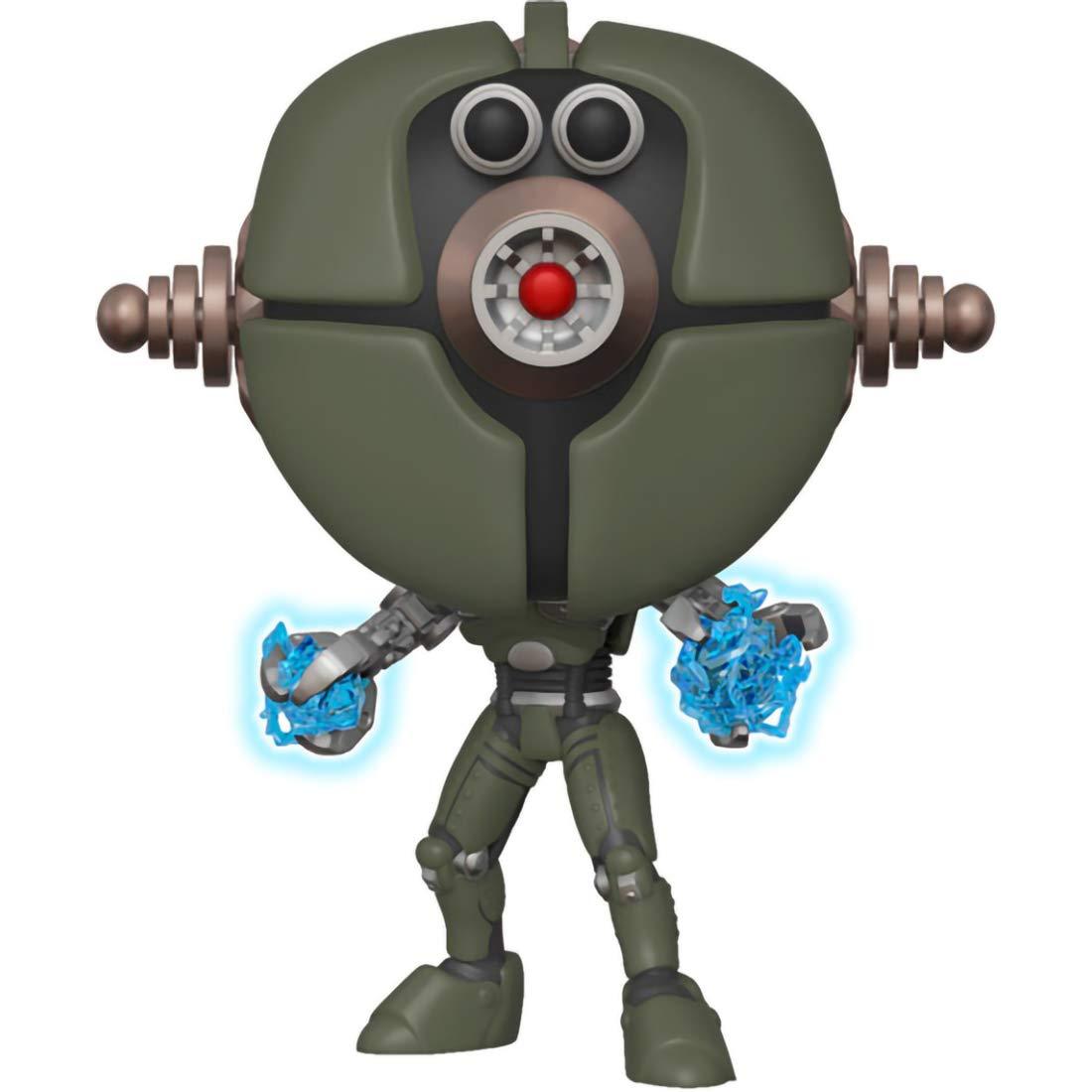 Figurka Fallout - Assaultron - exkluzivní svítící varianta (Funko POP! Games 386) (PC)