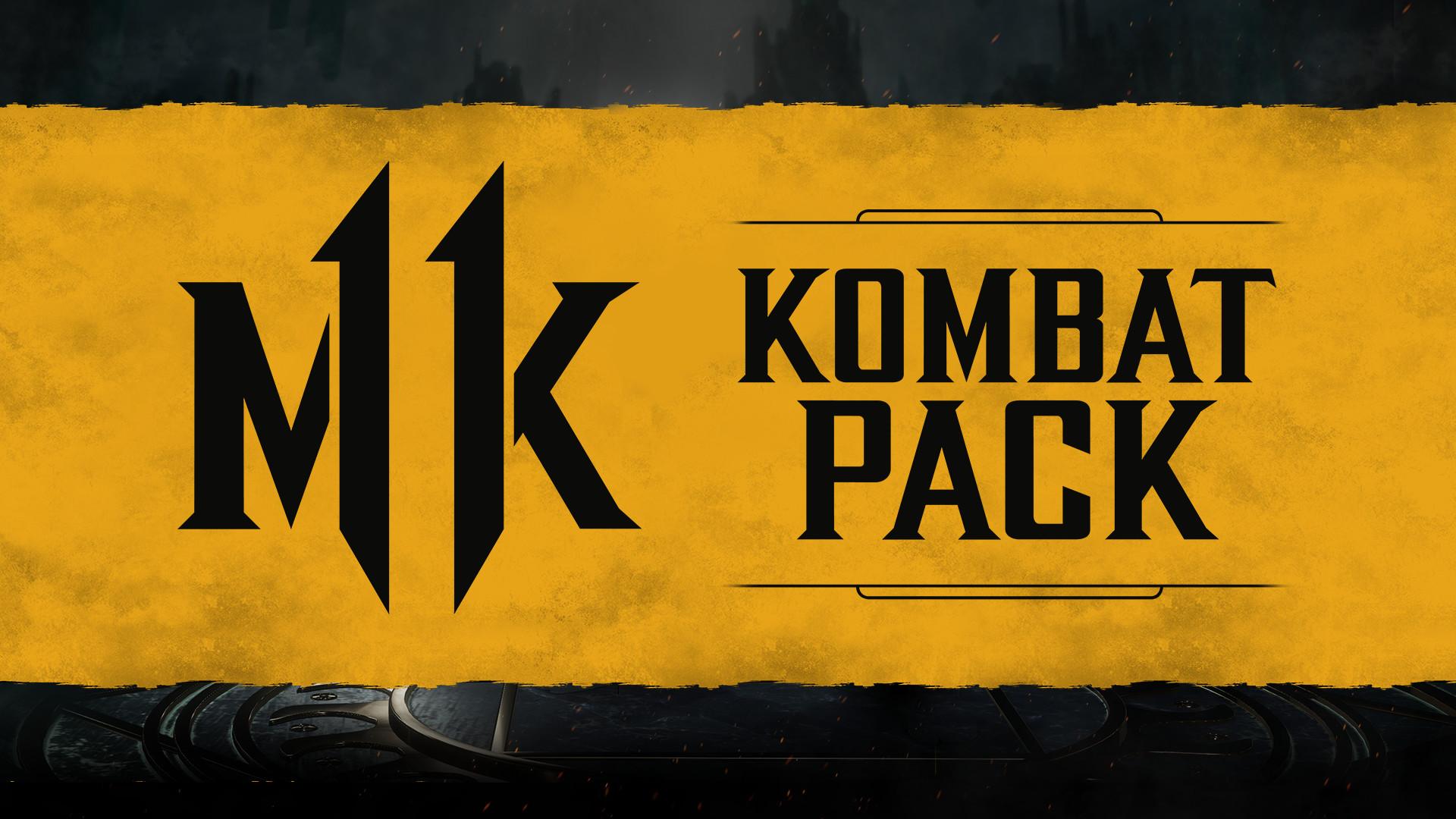 Mortal Kombat 11 Kombat Pack (PC) Klíč Steam (PC)