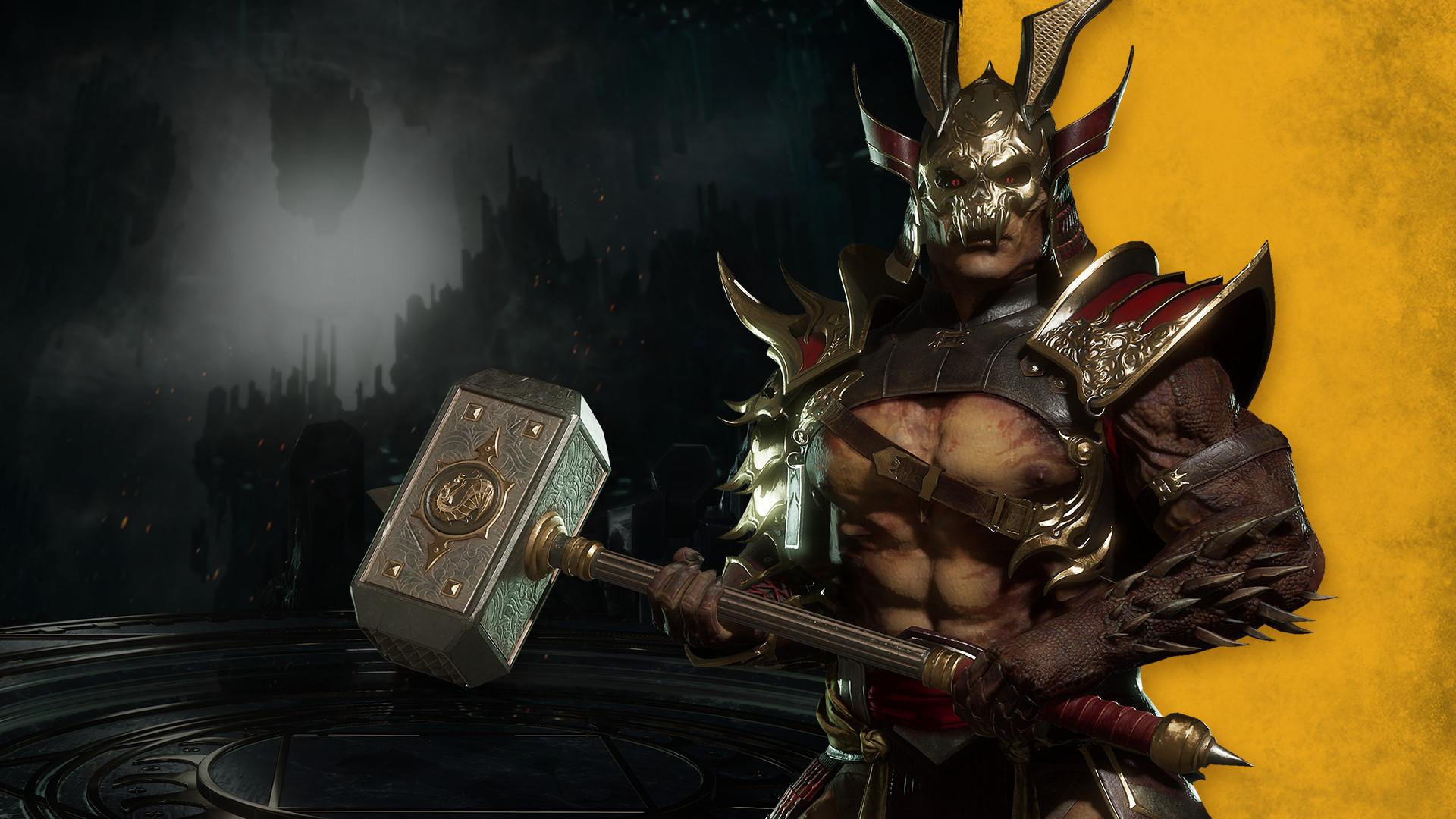 Mortal Kombat 11 Shao Kahn (PC) Klíč Steam (PC)