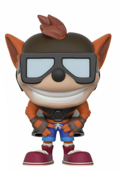Figurka Crash Bandicoot - Crash with Jet Pack (Funko POP! Games 274) (PC)