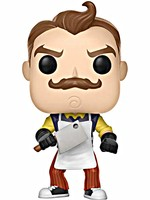 Figurka Hello Neighbor - Neighbor with Apron & Meat Cleaver (Funko POP!)