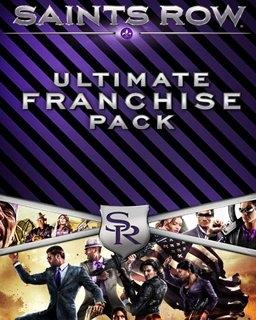 Saints Row Ultimate Franchise Pack (PC DIGITAL) (PC)