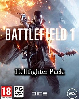 Battlefield 1 Hellfighter Pack DLC (PC DIGITAL) (PC)