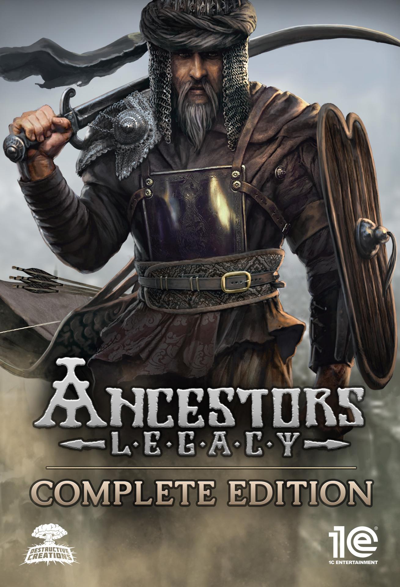 Ancestors Legacy Complete Edition (PC) Klíč Steam (PC)