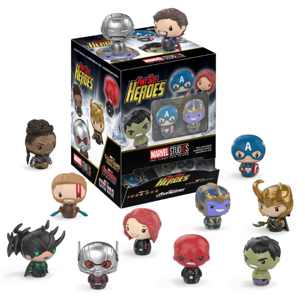 Figurka Marvel - Marvel Studios 10 (náhodný výběr) (Funko Pint Size Heroes) (PC)