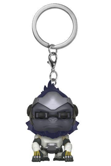 Klíčenka Overwatch - Winston (Funko)  (PC)