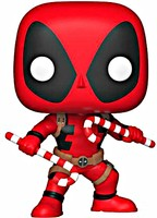 Figurka Deadpool - Holiday Deadpool with Candy Canes