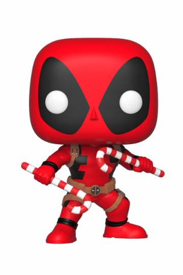 Figurka Deadpool - Holiday Deadpool with Candy Canes (Funko POP! Marvel 400) (PC)