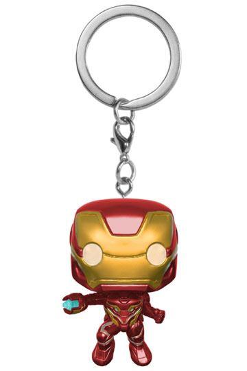 Klíčenka Avengers: Infinity War - Iron Man (Funko)  (PC)