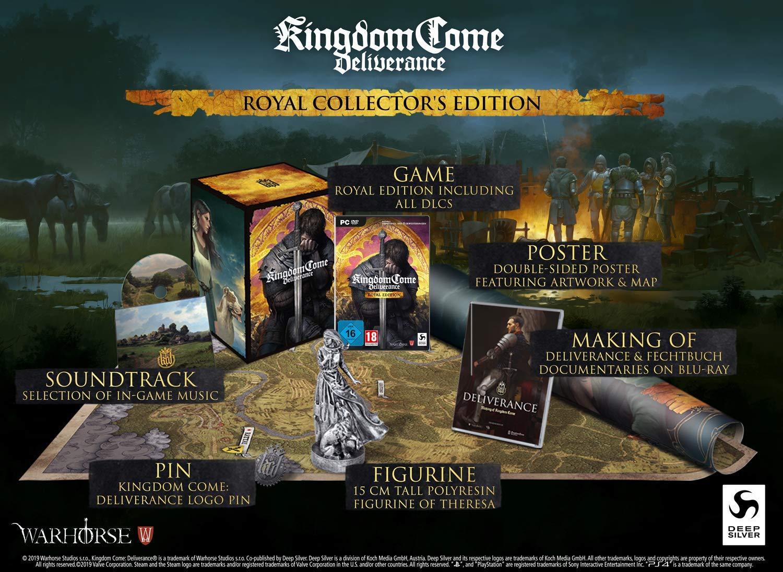 Kingdom Come: Deliverance - Royal Collectors Edition (PC)
