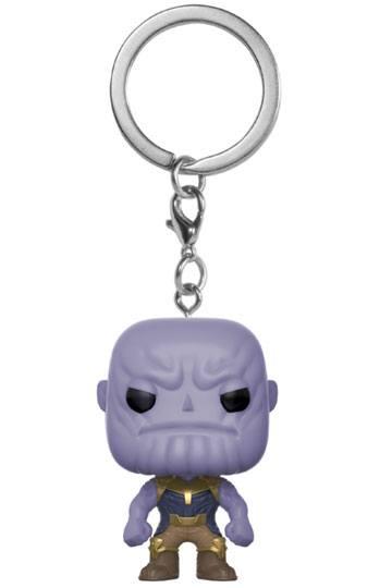 Klíčenka Avengers: Infinity War - Thanos (Funko) (PC)