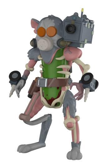Figurka akční Rick and Morty - Pickle Rick (Funko) (PC)