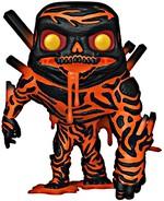 Figurka Spider-Man: Far From Home - Molten-Man (Funko POP!)