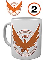 Hrnek The Division 2 - SHD