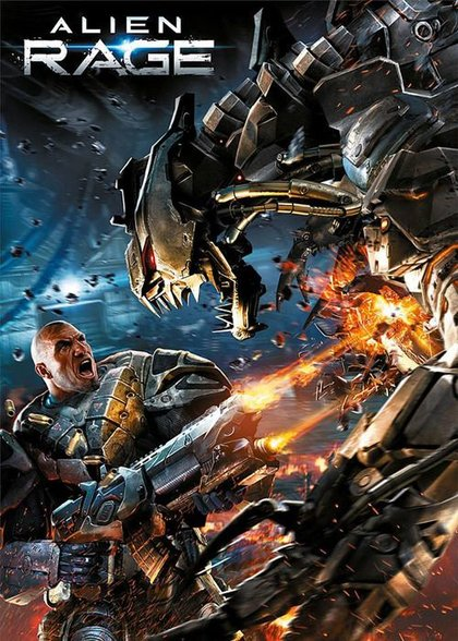 Alien Rage - Unlimited (PC) Klíč Steam (PC)