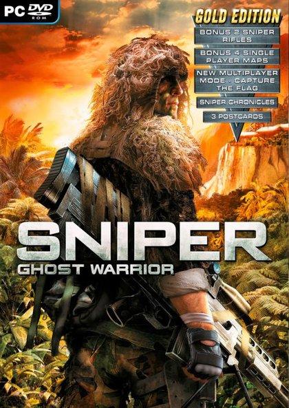 Sniper Ghost Warrior Gold (PC) Klíč Steam (PC)