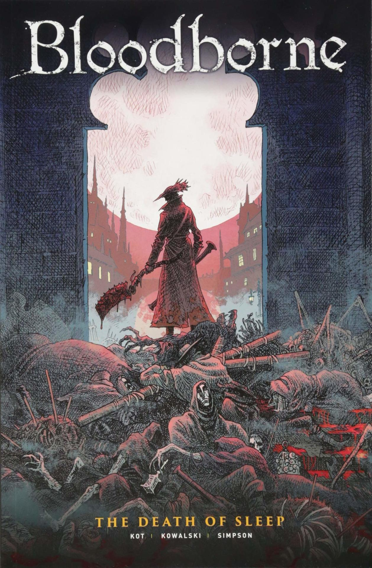 Komiks Bloodborne Collection - The Death of Sleep (PC)