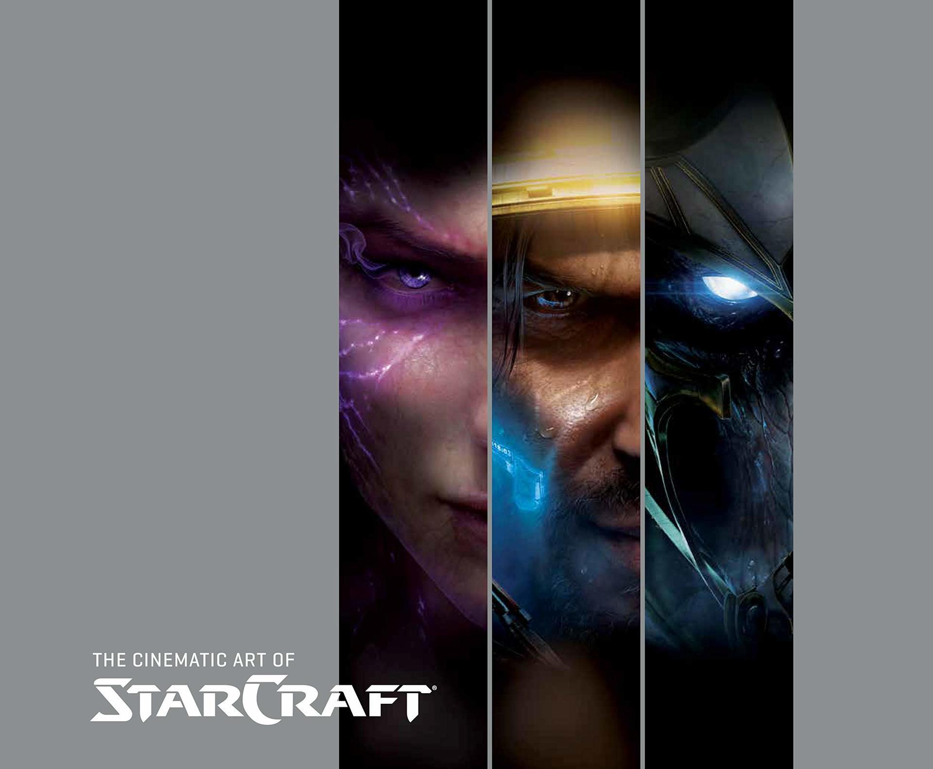 Kniha The Cinematic Art of Starcraft (PC)