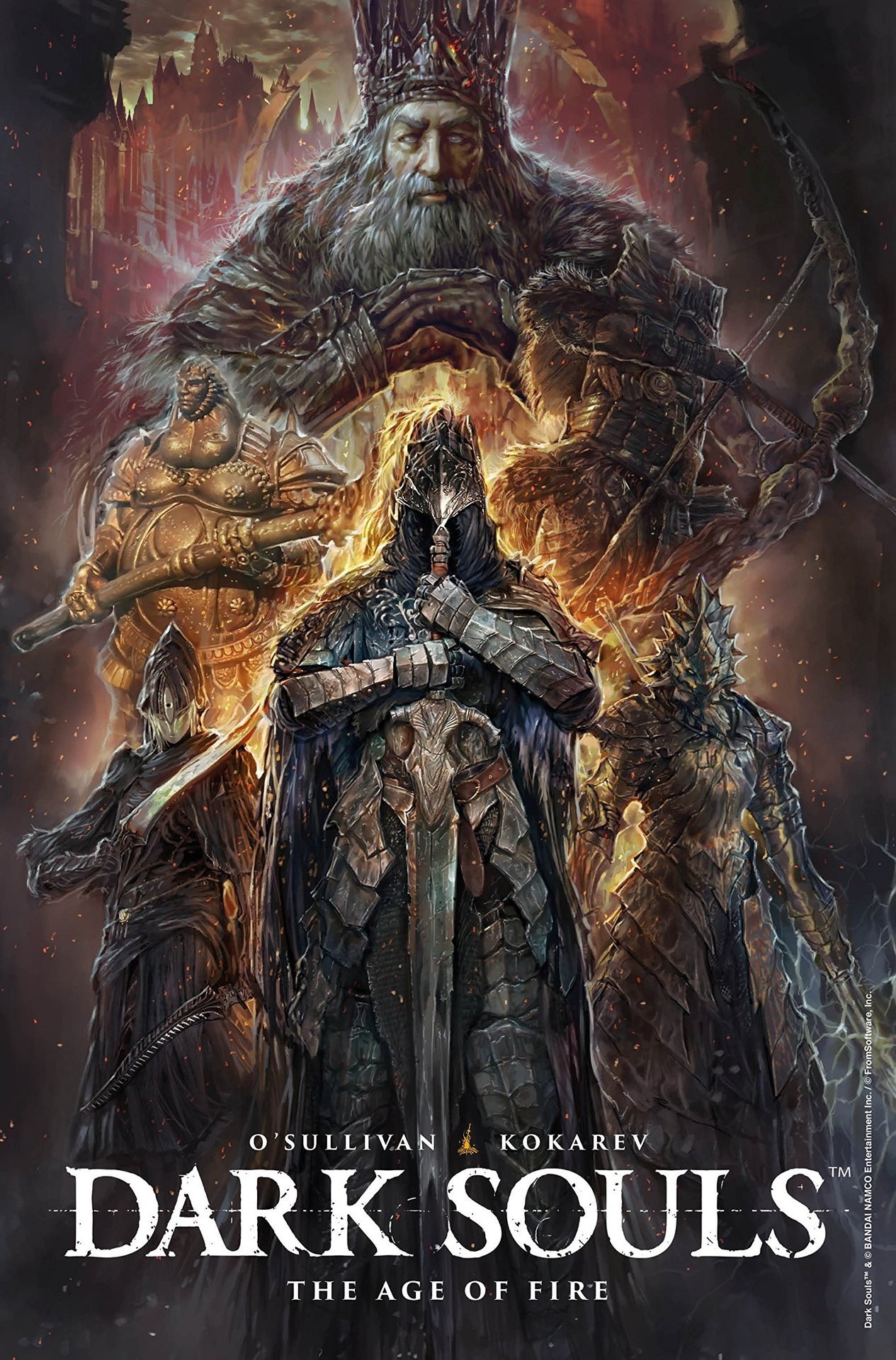 Komiks Dark Souls: The Age of Fire (PC)