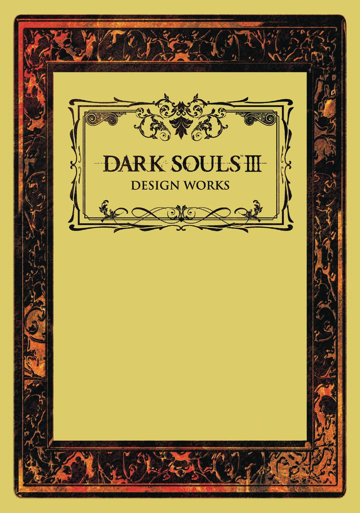 Kniha Dark Souls III: Design Works (PC)