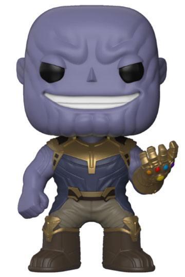 Figurka Avengers: Infinity War - Thanos (Funko POP!) (PC)