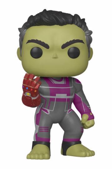Figurka Avengers: Endgame - Hulk with Gauntlet 15 cm (Funko POP!) (PC)