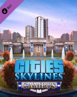 Cities Skylines Campus (PC DIGITAL) (PC)