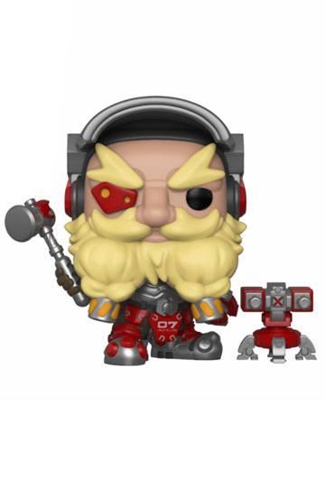 Figurka Overwatch - Torbjörn (Funko POP! Games 350) (PC)