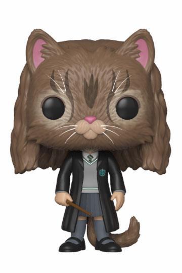 Figurka Harry Potter - Hermione as Cat (Funko POP! Harry Potter 77) (PC)