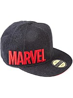 Kšiltovka Marvel - Snapback with Patches