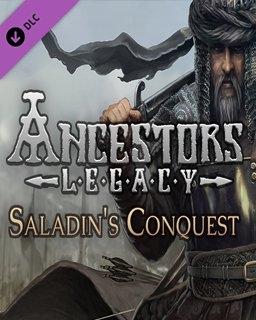 Ancestors Legacy Saladins Conquest (PC DIGITAL) (PC)