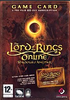 Lord of the Rings Online - předplacená karta (PC)