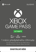 Microsoft Xbox Game Pass Ulimate - 1 měsíc