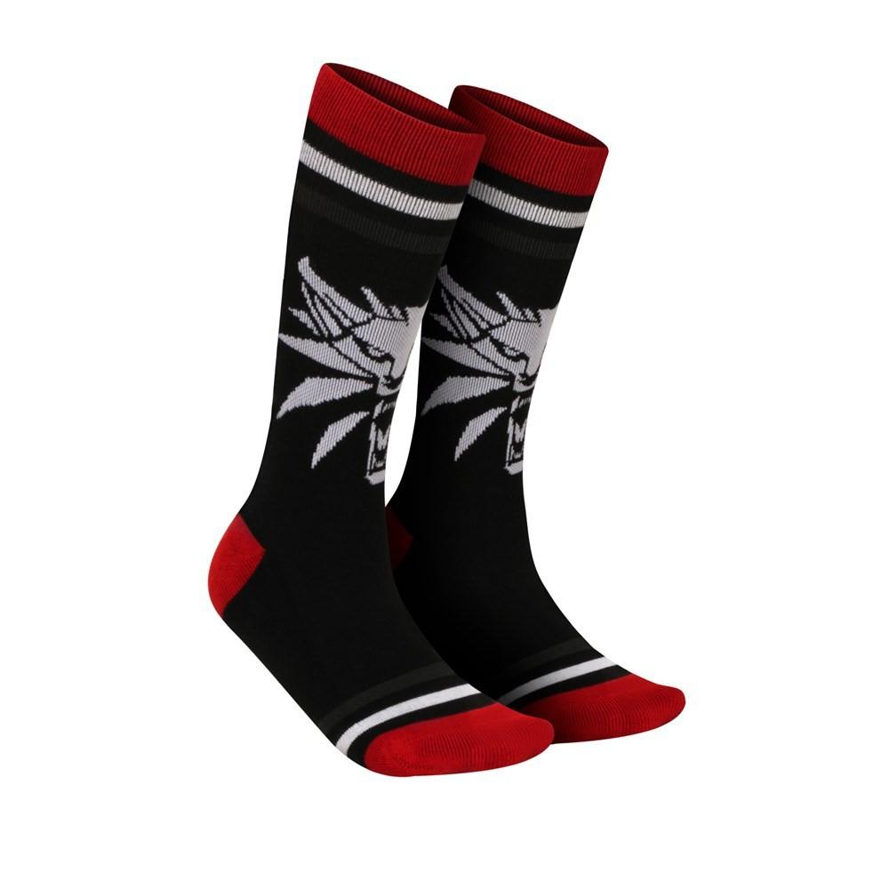 Ponožky Zaklínač - White Wolf (PC)