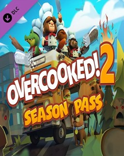 Overcooked! 2 Season Pass (PC DIGITAL) (PC)