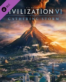 Sid Meiers Civilization VI Gathering Storm (PC DIGITAL)