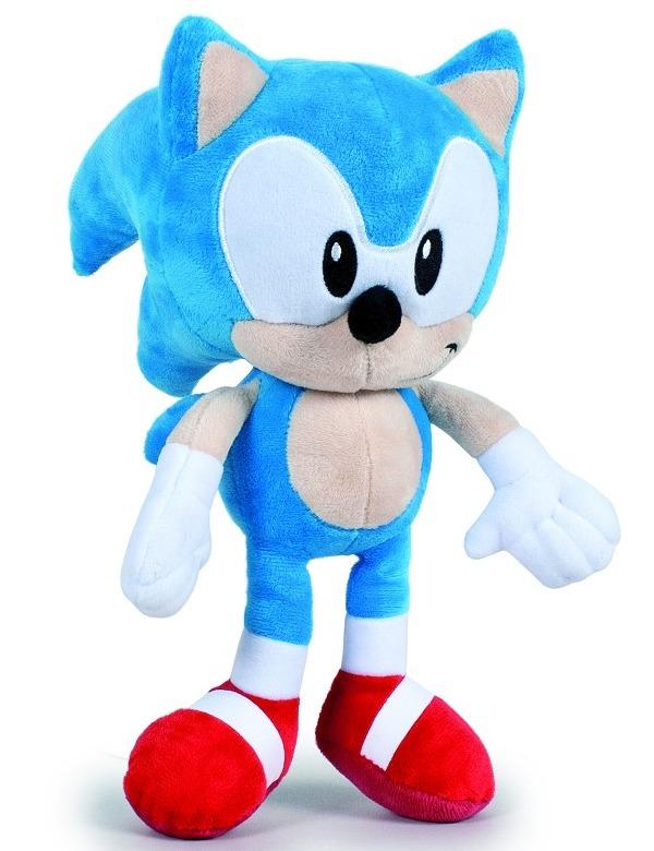 Plyšák Sonic The Hedgehog - Sonic 30 cm (PC)