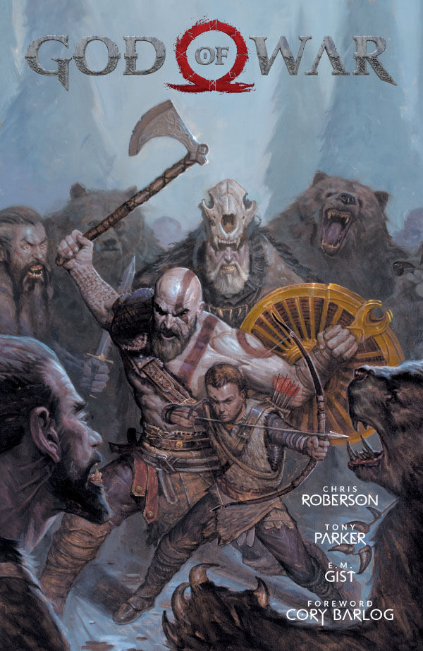 Komiks God of War - Kompletní vydání (0-4) (PC)
