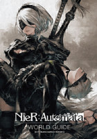 Kniha NieR: Automata World Guide Volume 1