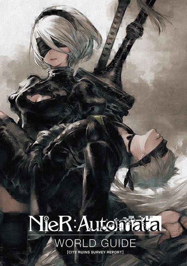 Kniha NieR: Automata World Guide Volume 1 (PC)