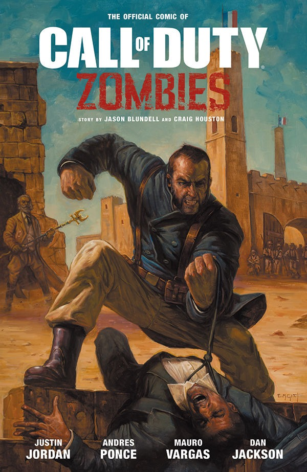 Komiks Call of Duty: Zombies 2 (PC)