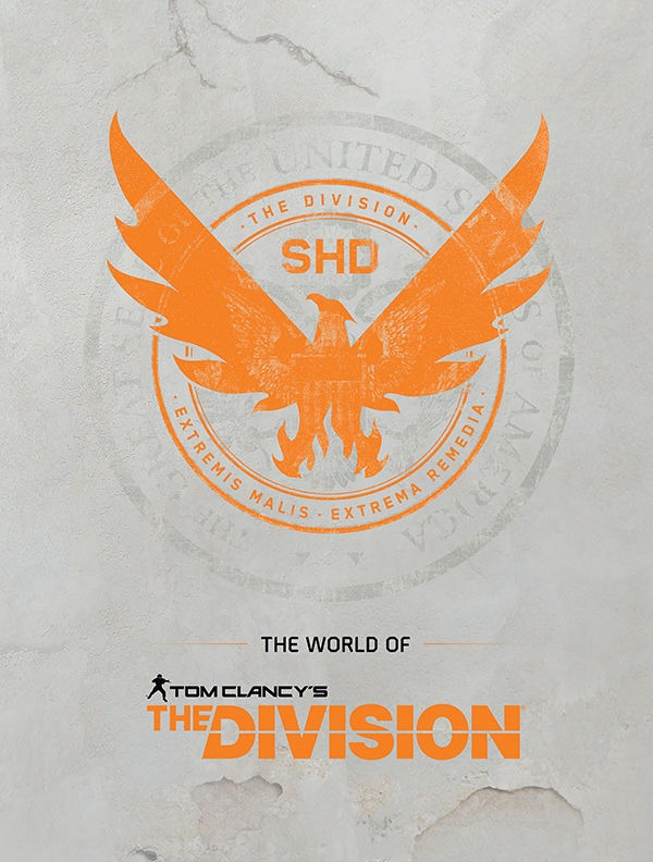 Kniha The World of The Division (PC)